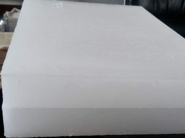 White color no odor fully refined paraffin wax in slab for sale